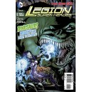 LEGION OF SUPER-HEROES 15. DC RELAUNCH (NEW 52)