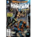 SAVAGE HAWKMAN 15. DC RELAUNCH (NEW 52)