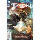 TALON 3. DC RELAUNCH (NEW 52)