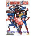 MARVEL SAGA 17. CAPTAIN AMERICA. NEUF