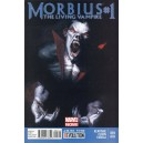 MORBIUS THE LIVING VAMPIRE 1. MARVEL NOW!
