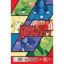 YOUNG AVENGERS 1. MARVEL NOW! FIRST PRINT.