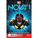 NOVA 1. MARVEL NOW!
