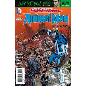 ANIMAL MAN 17. DC RELAUNCH (NEW 52)