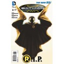 BATMAN INCORPORATED 8. DC RELAUNCH (NEW 52)