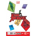 YOUNG AVENGERS 2. MARVEL NOW! FIRST PRINT.