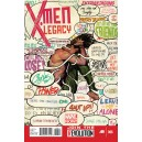 X-MEN LEGACY 6. MARVEL NOW!