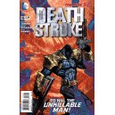 DEATHSTROKE 16. DC RELAUNCH (NEW 52)