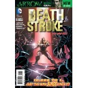 DEATHSTROKE 17. DC RELAUNCH (NEW 52)