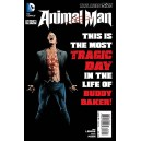 ANIMAL MAN 18. DC RELAUNCH (NEW 52)