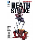 DEATHSTROKE 18. DC RELAUNCH (NEW 52)