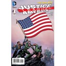JUSTICE LEAGUE OF AMERICA 1. DC RELAUNCH (NEW 52).