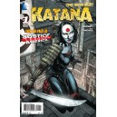 KATANA 1. DC RELAUNCH (NEW 52)