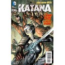 KATANA 2. DC RELAUNCH (NEW 52)