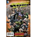 JUSTICE LEAGUE OF AMERICA 2. DC RELAUNCH (NEW 52).