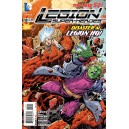 LEGION OF SUPER-HEROES 18. DC RELAUNCH (NEW 52)