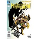 SAVAGE HAWKMAN 17. DC RELAUNCH (NEW 52)