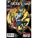 SUICIDE SQUAD 18. DC RELAUNCH (NEW 52). DEATH OF THE FAMILY.
