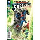 SUPERBOY ANNUAL 1. DC RELAUNCH (NEW 52).