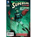 SUPERGIRL 18. DC RELAUNCH (NEW 52)