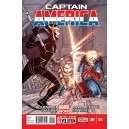 CAPTAIN AMERICA 5. MARVEL NOW!