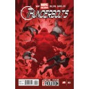 THUNDERBOLTS 4. MARVEL NOW!