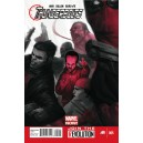 THUNDERBOLTS 5. MARVEL NOW!