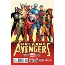 UNCANNY AVENGERS 5. MARVEL NOW!