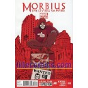 MORBIUS THE LIVING VAMPIRE 3. MARVEL NOW!