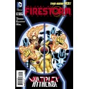FURY OF FIRESTORM: THE NUCLEAR MEN 18. DC RELAUNCH (NEW 52)