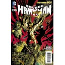 SAVAGE HAWKMAN 18. DC RELAUNCH (NEW 52)