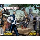 ANIMAL MAN 19. DC RELAUNCH (NEW 52)