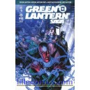 GREEN LANTERN SAGA 10. GREEN. RED. LANTERN. NEW GUARDIANS.