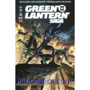 GREEN LANTERN SAGA 12. GREEN. RED. LANTERN. NEW GUARDIANS.