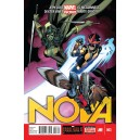 NOVA 3. MARVEL NOW!