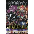 MARVEL PREVIEWS 10. PRE SALES JULY 2013. PREORDERS.