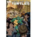TEENAGE MUTANT NINJA TURTLES 4. COVER A. FIRST PRINT. TMNT.