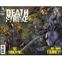 DEATHSTROKE 19. DC RELAUNCH (NEW 52)