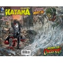 KATANA 3. DC RELAUNCH (NEW 52)