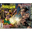 SAVAGE HAWKMAN 19. DC RELAUNCH (NEW 52)