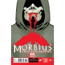 MORBIUS THE LIVING VAMPIRE 4. MARVEL NOW!