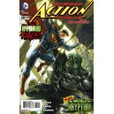 ACTION COMICS 20. DC RELAUNCH (NEW 52)