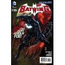 BATWING 20. DC RELAUNCH (NEW 52)