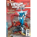 HAWK AND DOVE N°4 DC RELAUNCH (NEW 52)