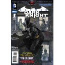 BATMAN THE DARK KNIGHT ANNUAL 1. DC RELAUNCH (NEW 52)