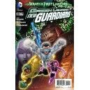 GREEN LANTERN NEW GUARDIANS 20. DC RELAUNCH (NEW 52). WRATH OF THE FIRST LANTERN.