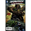 JUSTICE LEAGUE OF AMERICA 4. DC RELAUNCH (NEW 52).