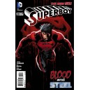 SUPERBOY 20. DC RELAUNCH (NEW 52)