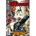 THE RAVAGERS 12. DC RELAUNCH (NEW 52)