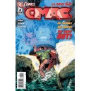 OMAC N°4 DC RELAUNCH (NEW 52)